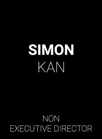 BCI Non-Executive Director - Simon Kan